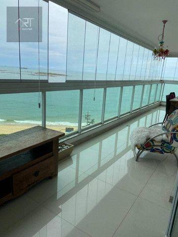 DF - Lindo 4 quartos com 2 suítes, lazer na cobertura em Itapuã! - Foto 8