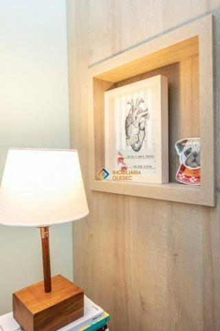Apartamento com 1 dormitório para alugar, 41 m² por r$ 2.000/mês - ribeirânia - ribeirão p - Foto 8