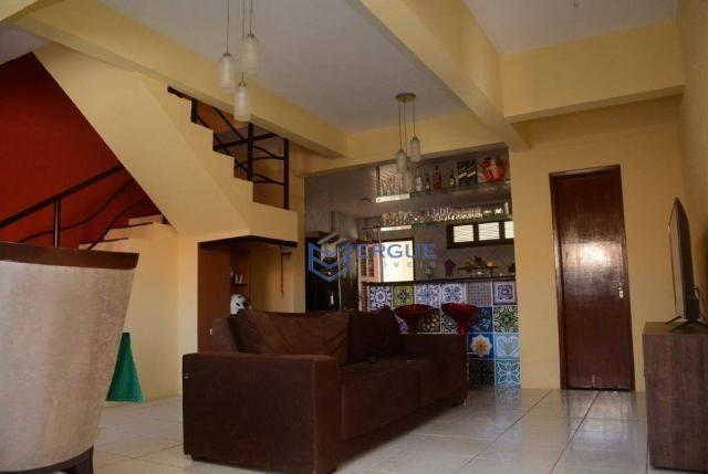 Casa com 4 dormitórios à venda, 200 m² por R$ 340.000,00 - Passaré - Fortaleza/CE - Foto 8