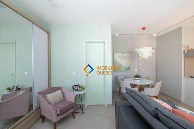 Apartamento com 1 dormitório para alugar, 41 m² por r$ 2.000/mês - ribeirânia - ribeirão p - Foto 7