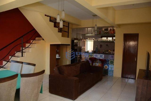 Casa com 4 dormitórios à venda, 200 m² por R$ 340.000,00 - Passaré - Fortaleza/CE - Foto 11