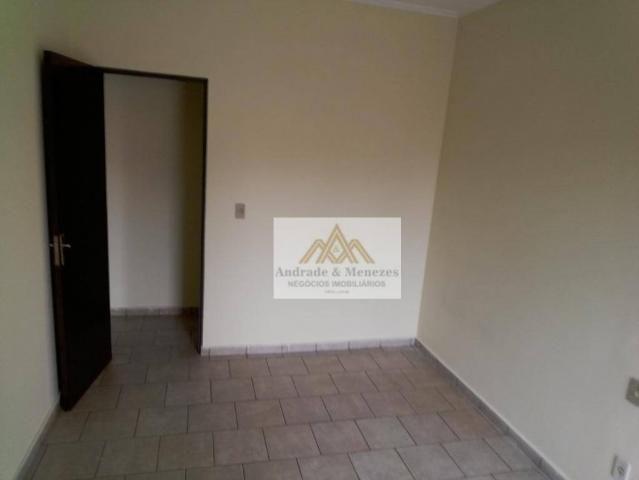 Apartamento com 3 dormitórios para alugar, 89 m² por R$ 1.050/mês - Vila Tibério - Ribeirã - Foto 6