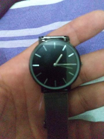 Vendo relógio unissex