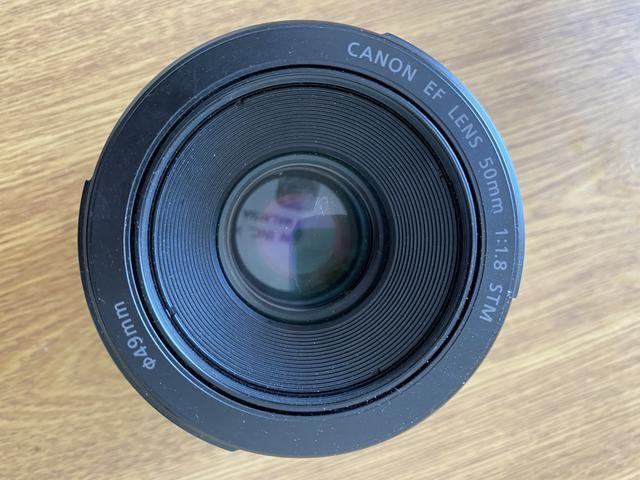 Vendo lente 50mm da Canon Foz do Iguaçu - Foto 5