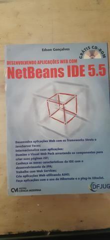 Desenvolvendo aplicações web com NetBeans IDE 5.5
