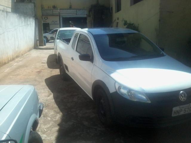 Saveiro g5 cab estendida 2012 16 mil - Foto 2