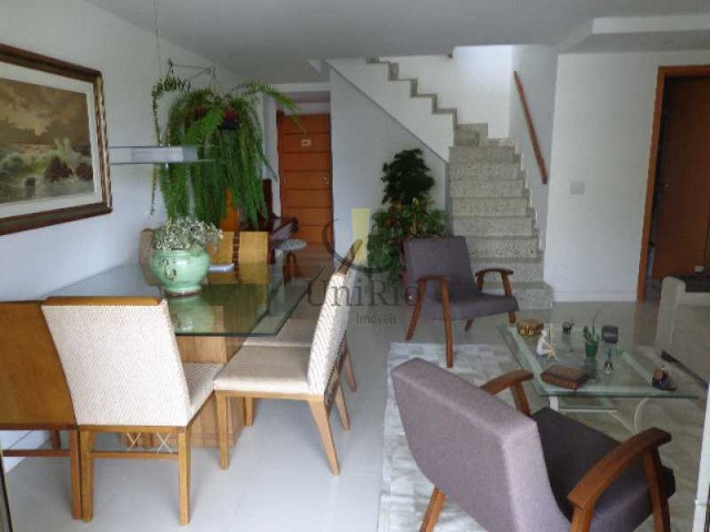 Cod: FRCO30031 - Cobertura 164 m², 3 quartos, 1 suíte, Freedom - Freguesia - RJ - Foto 3