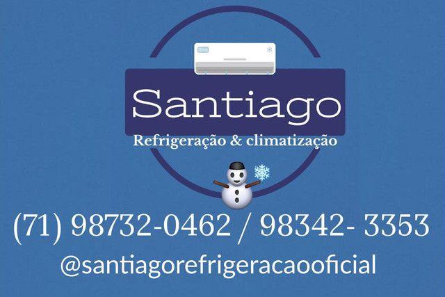 Santiago Refrigeração e climatização