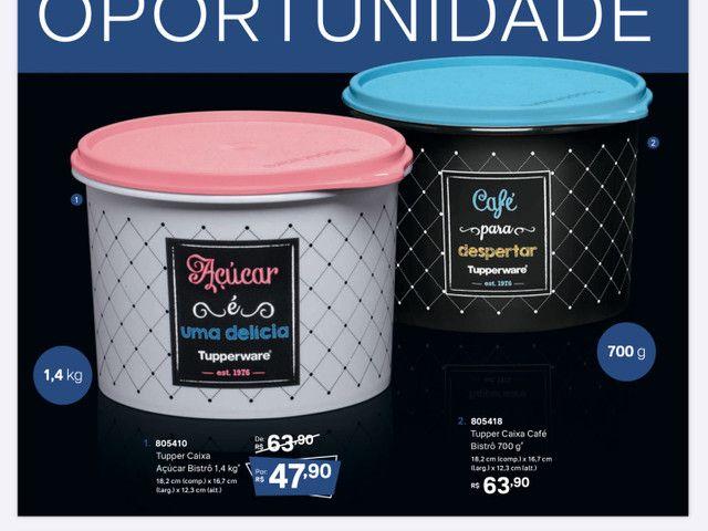Vendo esses lindos Tupperwares cujos preços está nas imagens. - Foto 2