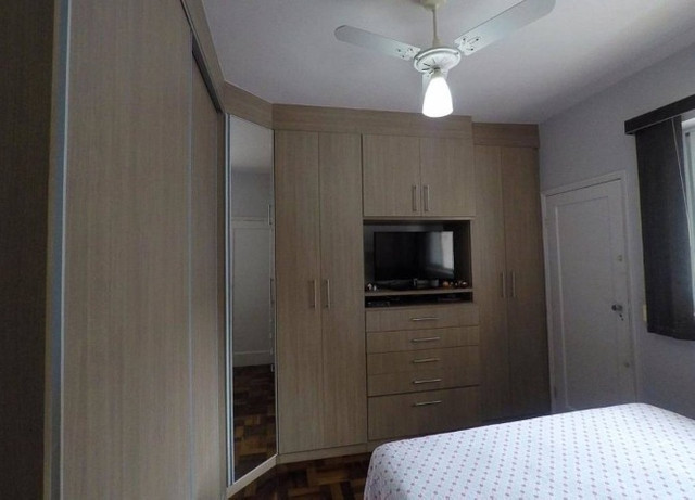 Oportunidade!! Excelente Apartamento com 2 dormitórios e quintal no Marapé em Santos - Foto 9