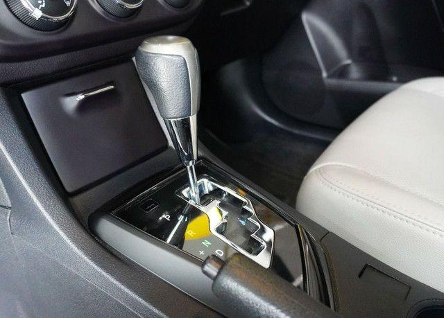 Corolla GLI 1.8 Blindado, é na Gran Car! - Foto 12
