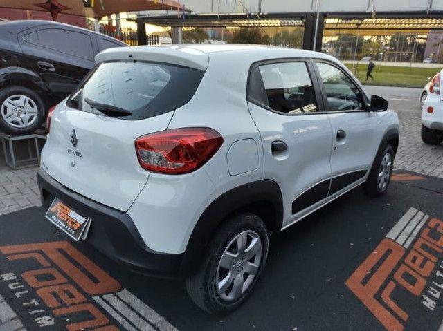 Renault Kwid ZEN 1.0 Flex 2019 - Completo - Foto 6