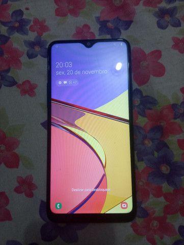 Samsung A20s vender ou trocar - Foto 4