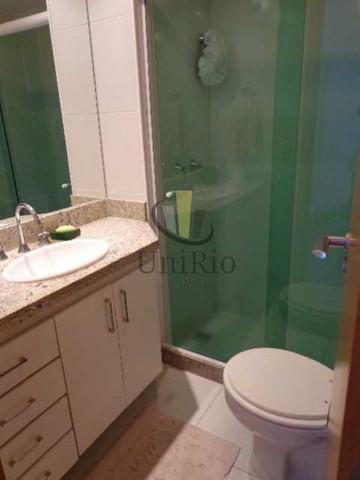 Cod: FRCO30031 - Cobertura 164 m², 3 quartos, 1 suíte, Freedom - Freguesia - RJ - Foto 18