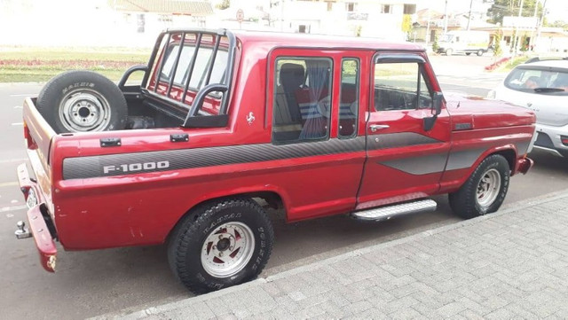 Ford/f1000/1983/ não faz financiamento - Foto 5