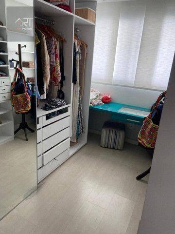 DF - Lindo 4 quartos com 2 suítes, lazer na cobertura em Itapuã! - Foto 6