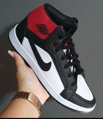 Basqueteira Air Jordan ?