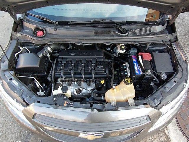 Chevrolet Onix 1.0 LS 8V FLEX 4P MANUAL - Foto 6