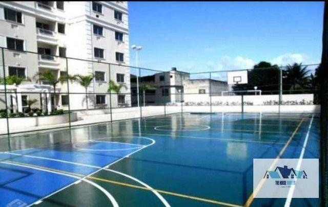 Excelente Apartamento com 3 Quartos , 1 Suite c/ Varanda   para alugar, 76 m² por R$ 1.600 - Foto 6
