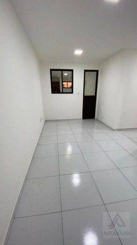 Apartamento com 2 dormitórios à venda, 53 m² por R$ 145.000,00 - Ernesto Geisel - João Pes - Foto 3