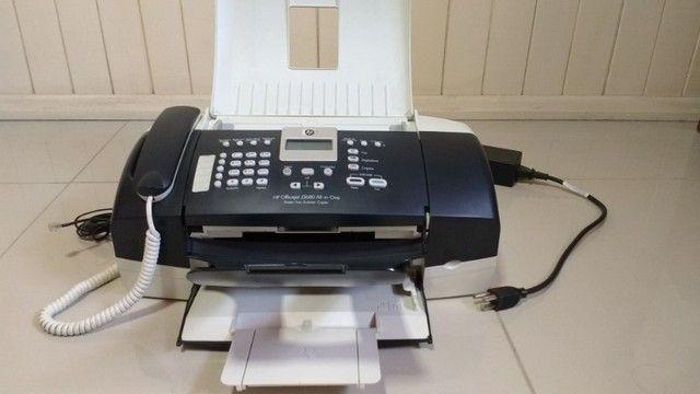Impressora HP - Multifuncional J3600 - Com Cartucho - Foto 2