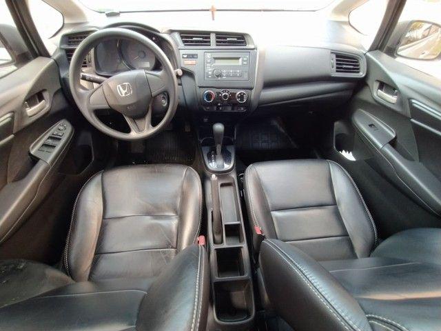 Honda Fit 1.5 LX 2015 Todo Revisado Na Honda!! - Foto 12