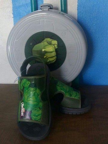 Papete hulk - Foto 3