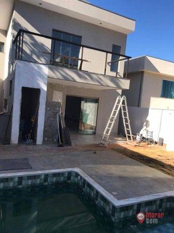 Casa com 3 dormitórios à venda, 155 m² por R$ 750.000,00 - Condomínio Trilhas Do Sol - Lag - Foto 8