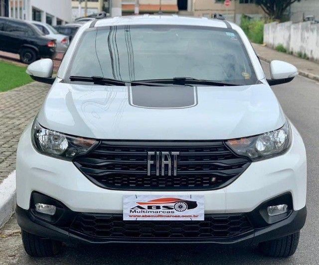 Fiat-Strada Freedon plus 1.3 2021 completassa Incrivel !!Troco e financio chama no zap!! - Foto 7