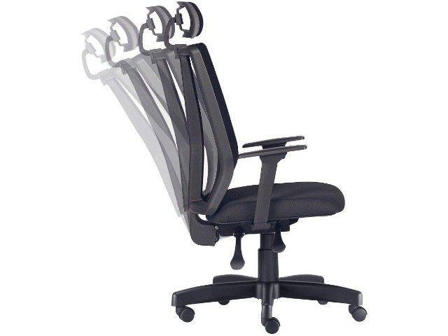 Cadeira Presidente - Nova Com Garantia - Foto 2