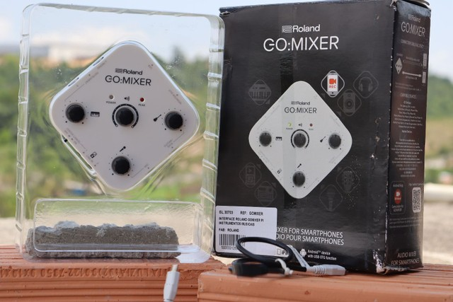 Go mixer Roland - Foto 3