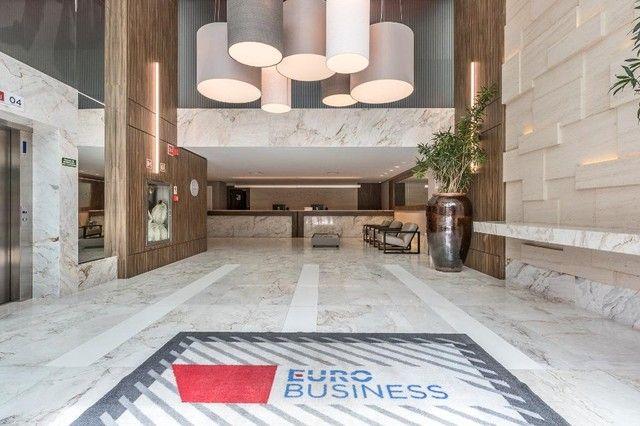 Sala comercial no Eurobusiness, 123 m² - venda por R$ 1.200.000 ou aluguel por R$ 5.500/mê - Foto 3