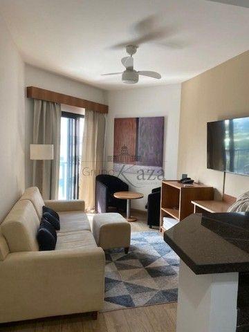 LA 43625 - Apartamento/Flat - Jardim São Dimas - Locação   Space Valley