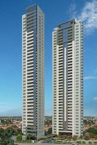 Apartamento à venda, 223 m² por R$ 1.353.392,83 - Brisamar - João Pessoa/PB