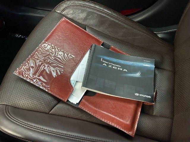 Hyundai Azera 3.0 V6 Automatico 2011/2012 - Revisado - Impecável - Foto 18
