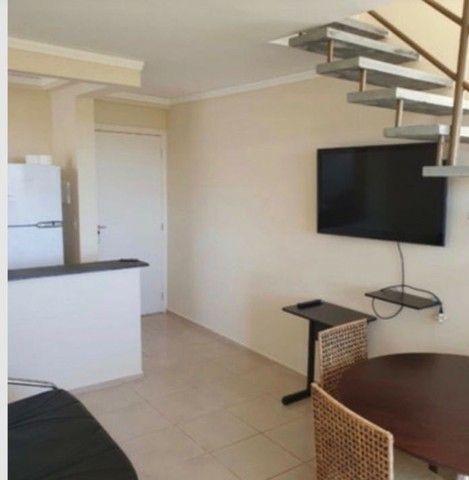 Alugo apartamento na cobertura  do Condomínio Ciudad de Vigo - Foto 5