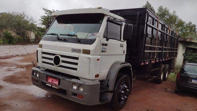 Vendo caminhão 15180 truck 6 marchas reduzido diferencial rocuel
