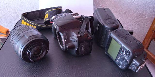 Nikon dslr d5100 - Foto 4