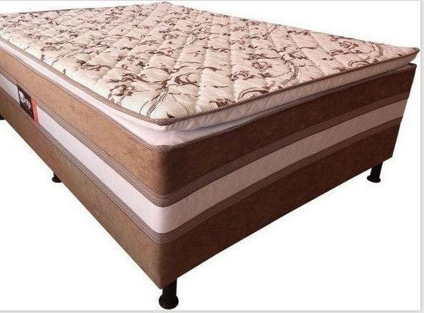 Acoplado master, cama casal, 138x188x64