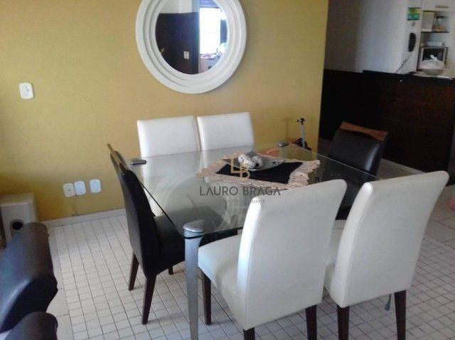 Apartamento Duplex com 2 dormitórios à venda, 104 m² por R$ 450.000,00 - Cruz das Almas -  - Foto 3