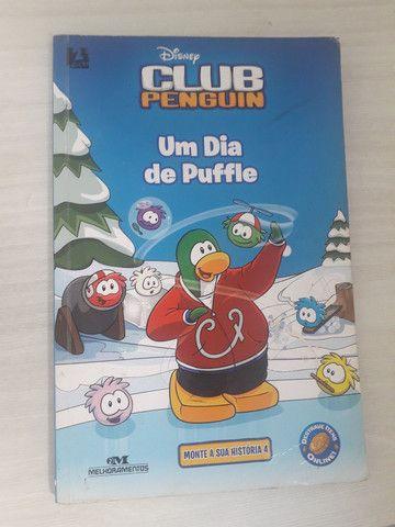 club penguin monte sua história 1, 2, 3 e 4 - Foto 5