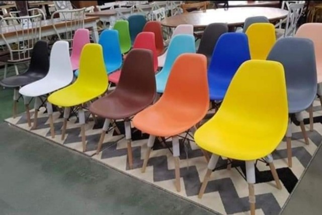 Cadeiras Eames eifell - Foto 2