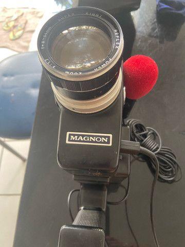 Antiga filmadora magnon - Foto 6