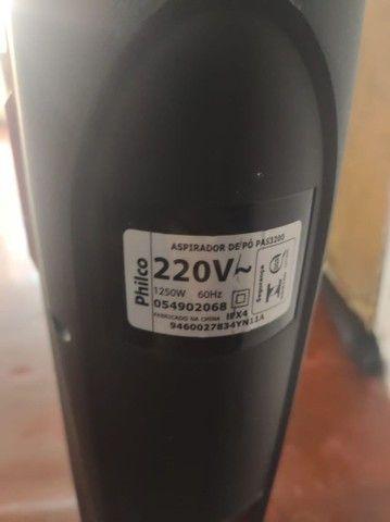 Aspirador vertical Philco barato 120,00 - Foto 3