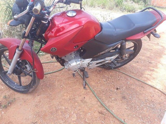 Vendo moto Yamaha facto 125,  2011, documentos em dias - Foto 4