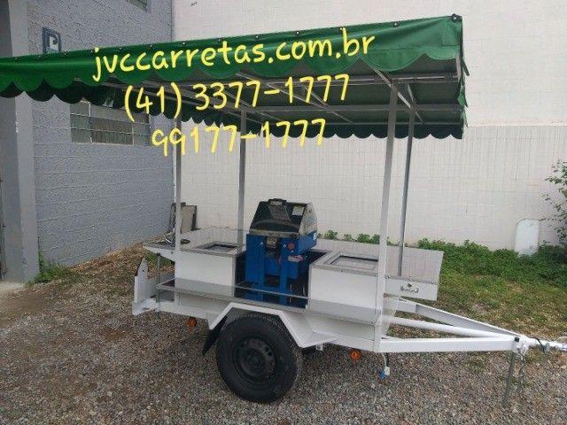 carretinha, carrinho de caldo de cana