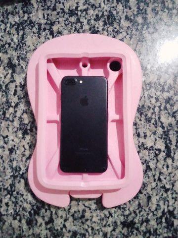iPhone 7 Plus 32gb Preto - Foto 4
