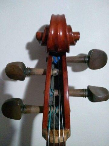Violoncelo Europeu Stradivarius Cremonensis - Foto 3
