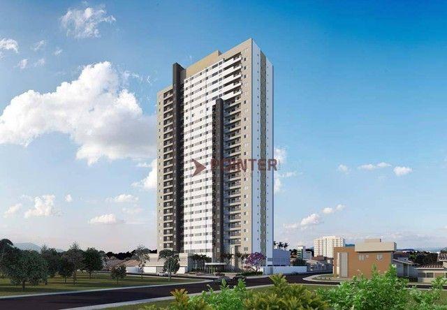 Apartamento com 2 dormitórios à venda, 61 m² por R$ 291.701,76 - Aeroviário - Goiânia/GO - Foto 13