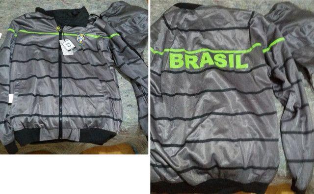Agasalho Seleção Brasileira - Foto 4